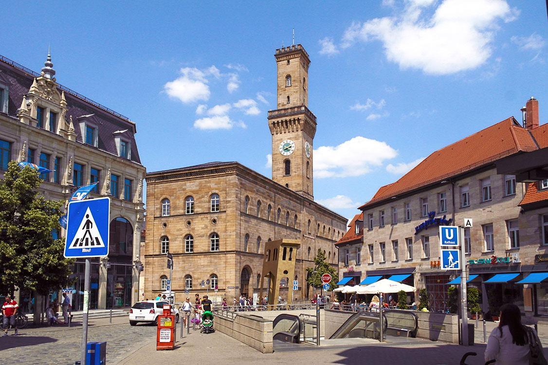 Rathaus der Stadt Fürth